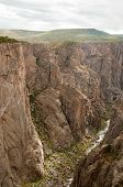 Black Canyon do Rio e Gunnison