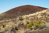 extinct cinder cone volcano