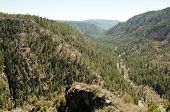 picture of paleozoic  - Oak Creek Canyon Scenic View Area - JPG