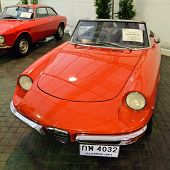 Alfa Romeo Spider Junior