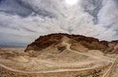 pic of masada  - Masada fortress and king Herod - JPG