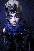 image of evil queen  - Dark queen - JPG