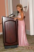 Gila Michael  at the Neuromuscular Disease Foundation Spring Gala Dinner and Casino Night. Beverly H