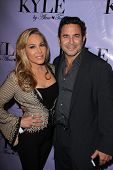 Adrienne Maloof, Paul Nassif at the Pre-Opening Party for Kyle Richards' new boutique