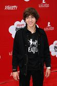 Vincent Martella at the 'Power Of Youth' event benefitting St. Jude. L.A. Live, Los Angele, CA. 10-0