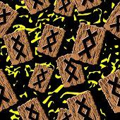 foto of rune  - Rune Inguz - JPG