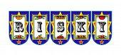 picture of slot-machine  - Risky gambling fruit machine - JPG