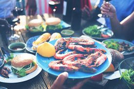 picture of flavor  - Food Lunch Celebration Party Flavors Concept - JPG