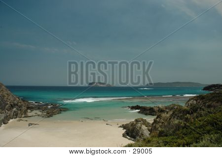 Picture or Photo of Beach scene