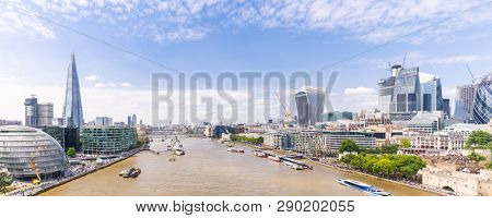 London downtown cityscape skylines building