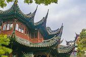 Yuyuan Garden, Shanghai, China poster