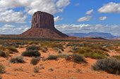 Monument Valley National Monument in Arizona poster