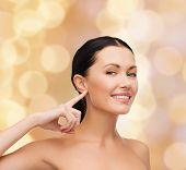image of pointed ears  - health - JPG
