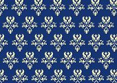 pic of png  - A PNG illustration of a baroque pattern - JPG