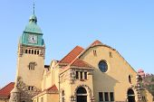 Постер, плакат: Protestant Church in Qingdao China