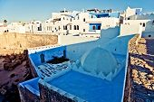 pic of asilah  - Viewpoint of the city of Assilah Marreucos - JPG