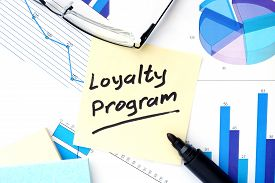 foto of loyalty  - Papers with graphs - JPG