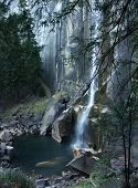 image of square mile  - yosemite national park one of the first wilderness parks in the united states is best known for its waterfalls but within its nearly 1200 square miles you can find deep valleys grand meadows ancient giant sequoias a vast wilderness area and much more.