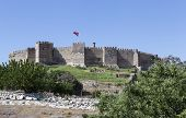 ������, ������: Fortress Selcuk in Selcuk Turkey