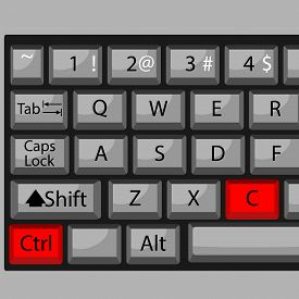pic of combinations  - Combination of buttons to copy - JPG