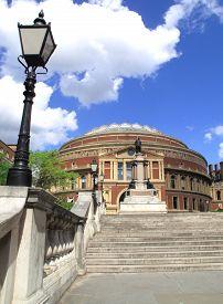 foto of kensington  - The Royal Albert Hall - JPG