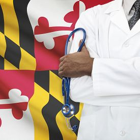 pic of maryland  - Concept of national healthcare system series  - JPG