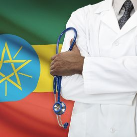 picture of ethiopia  - Concept of national healthcare system series  - JPG