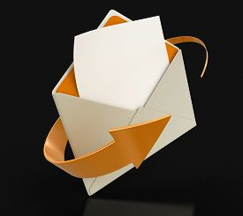 picture of three dimensional shape  - Letter - JPG