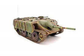 picture of panzer  - German tank Model E - JPG
