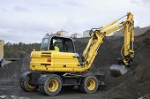 pic of jcb  - bulldozer - JPG