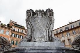 picture of spqr  - Senatus PopulusQue Romanus the senate and the people of rome in short spqr the acronym for rome - JPG