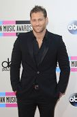 LOS ANGELES - NOV 24: Juan Pablo Galavis at the 2013 American Music Awards at Nokia Theater L.A. Liv