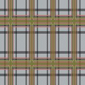 Rectangular Tartan Brown And Gray Fabric Seamless Texture