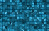 foto of ceramic tile  - Mosiac Tiles Background as a Colorful Abstract - JPG