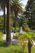 picture of sissy  - Garden of Villa Vraila  - JPG