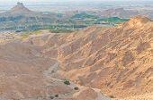 image of emirates  - Hajjar mountain - JPG