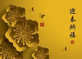 image of blessed  - Chinese New Year - JPG