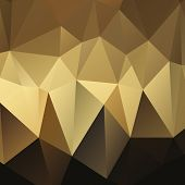 pic of polygon  - Polygonal abstract geometry background - JPG