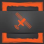 stock photo of antenna  - Antenna icon - JPG