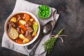 Meat Stew With Beef poster