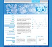 pic of web template  - Editable web template - JPG