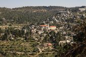 picture of church mary magdalene  - Beautiful photo panorama  - JPG