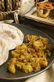 picture of bengali  - Panch puran is a mix of five spices  - JPG