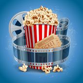 pic of strip  - Popcorn bowl - JPG