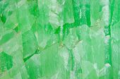 stock photo of jade  - The Surface of green jade stone background - JPG