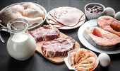 picture of giblets  - Protein Diet - JPG