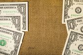 picture of sack dollar  - Banknotes  - JPG