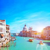 stock photo of salute  - Venice - JPG