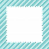 stock photo of diagonal lines  - Greeting card or the invitation with diagonal lines - JPG