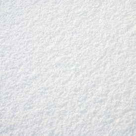 image of february  - fluffy smooth snow texture background - JPG